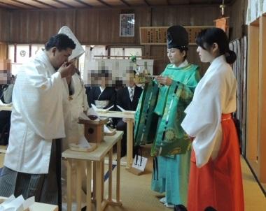 結婚式image014