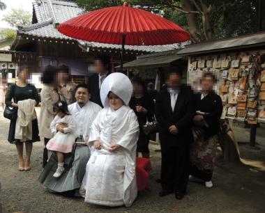 結婚式image015