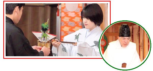 大原神社の結婚式